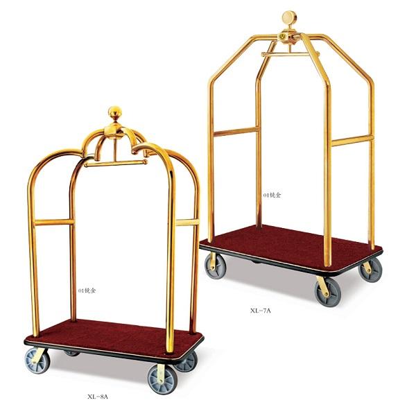 Sử dụng xe đẩy hành lý để bảo vệ sức khỏe của người dùng