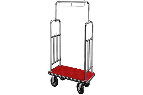 Hãy mua xe đẩy hành lý tại những đơn vị bán thật uy tín