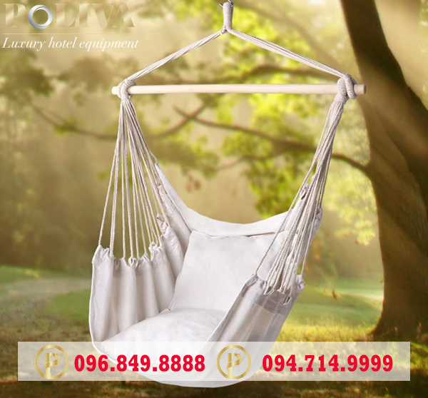 Xích đu vải là gì? Các loại xích đu vải phổ biến