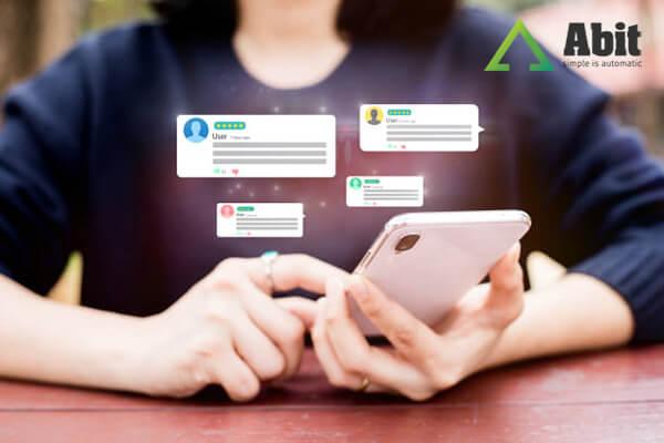Đồng bộ quản lý tin nhắn khách hàng