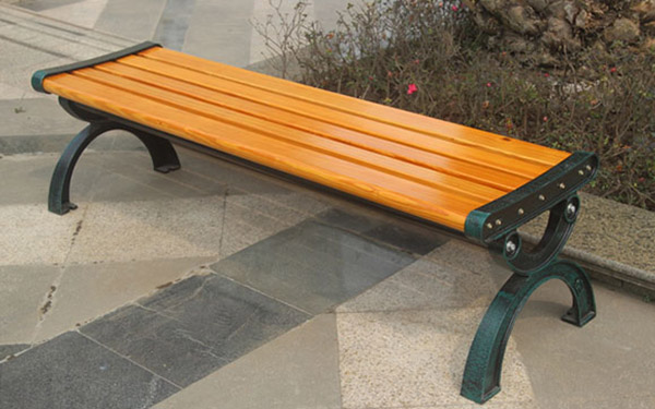 Chất lượng của ghế băng công viên composite