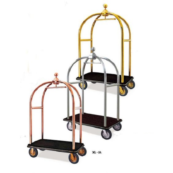 Xe chở hành lý tại Hành Tinh Xanh mang nhiều ưu điểm nổi bật