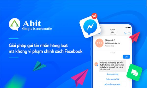 Phần mềm quản lý tương tác Facebook