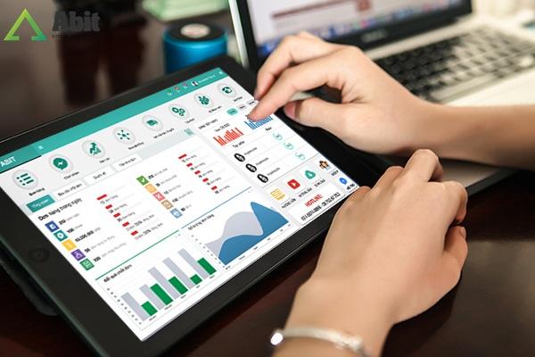Quản lý bán hàng với phần mềm Abit