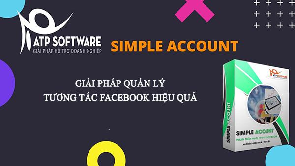 Phần mềm Simple Account