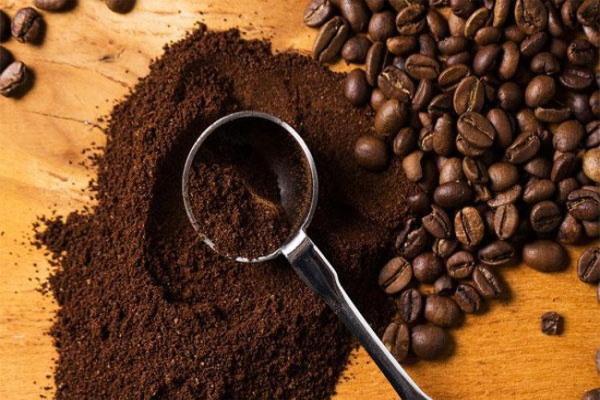 Bã cà phê dùng để hút ẩm và khử mùi mốc