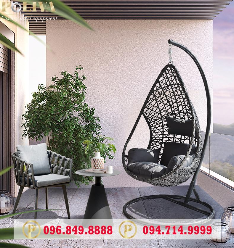 Tổng hợp các kiểu trang trí homestay bằng xích đuTổng hợp các kiểu trang trí homestay bằng xích đu