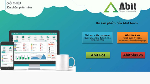 Công cụ quản lý bán hàng Abit
