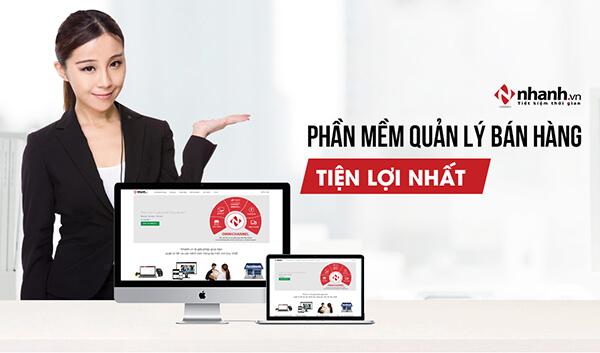 Phần mềm Nhanh.vn