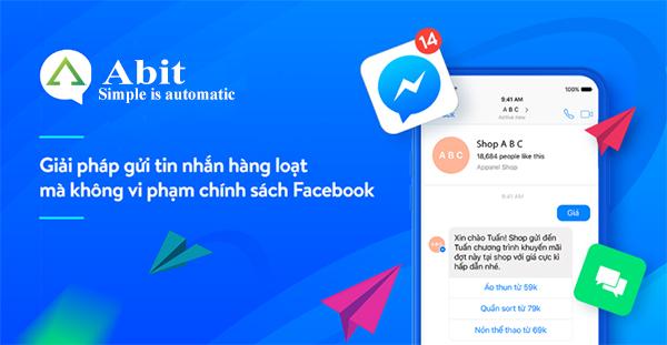 Phần mềm hỗ trợ bán hàng Facebook