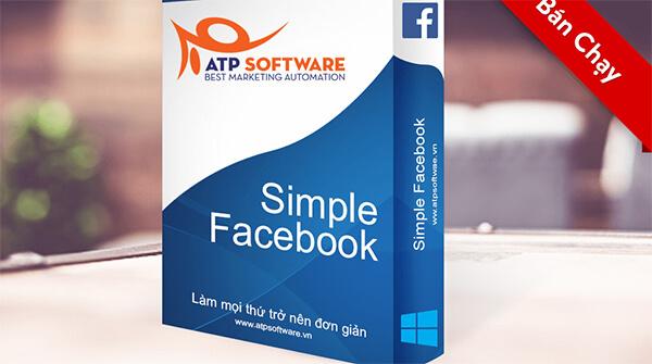 Phần mềm Simple Facebook