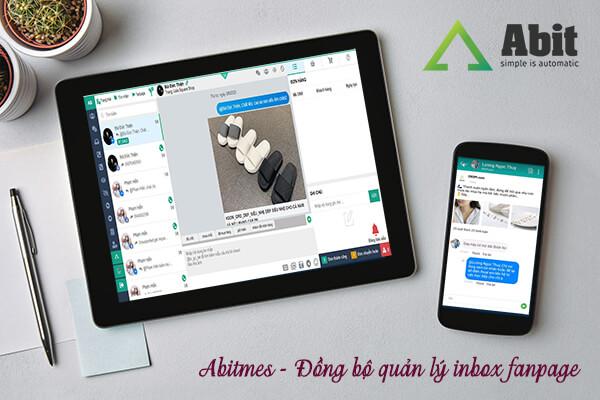 Phần mềm quản lý Messenger