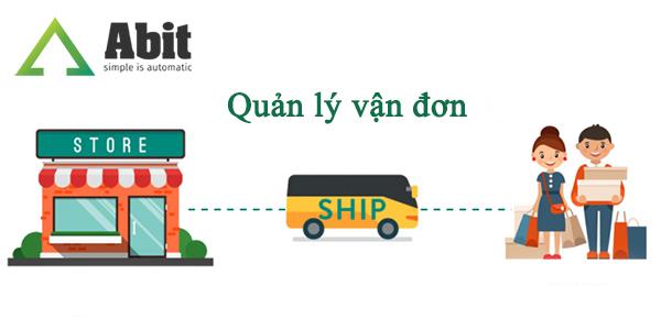 Kết nối vận chuyển quản lý vận đơn