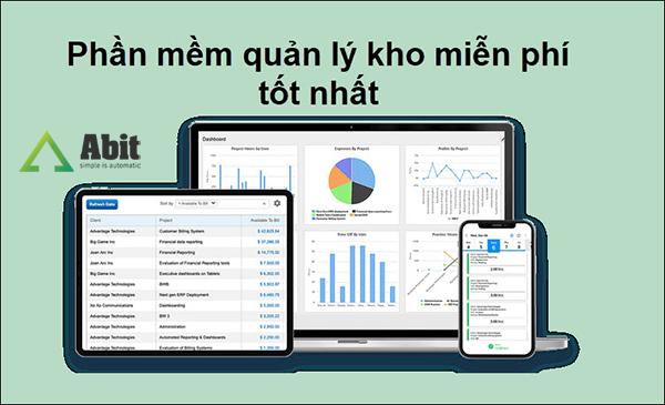 Phần mềm quản lý kho