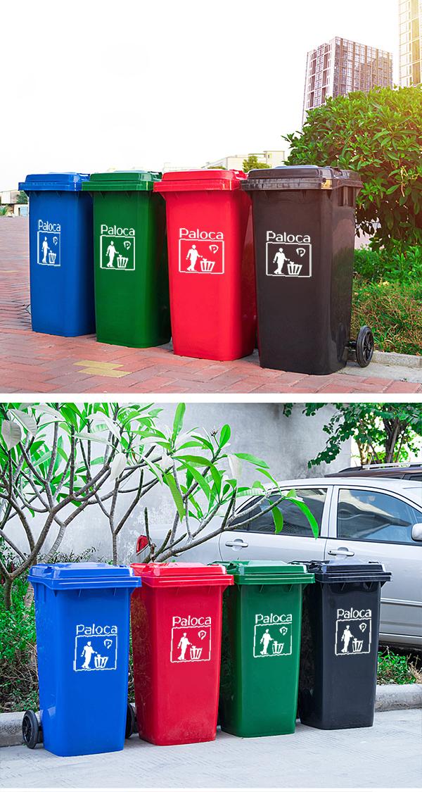 Sắp xếp thùng rác cho khu du lịch sao cho phù hợp