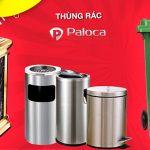 Hướng dẫn chọn thùng rác cho từng khu vực
