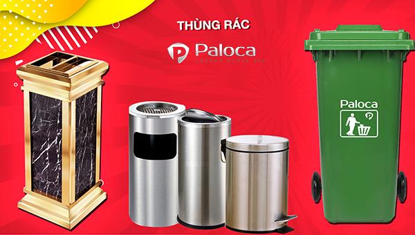 Giới thiệu công ty phân phối thùng rác Hành Tinh Xanh
