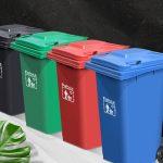 Mẫu thùng rác nhựa nào tốt nhất hiện nay