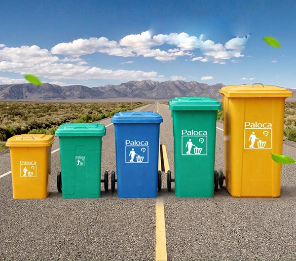 Chọn thùng rác ngoài trời nên quan tâm đến vấn đề nào?