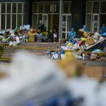 Tình trạng quá tải rác thải tại đô thị