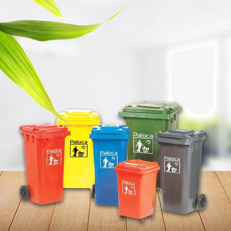 Địa chỉ mua thùng rác nhựa số lượng lớn uy tín