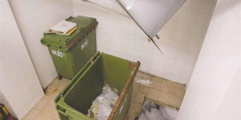 Những lưu ý khi chọn thùng rác cho tòa nhà, chung cư