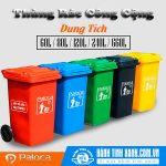 Sử dụng thùng rác công cộng như nào là đúng cách