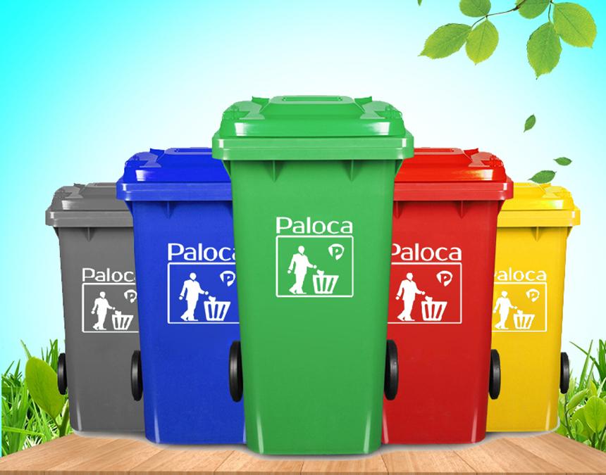 Điểm danh 3 mẫu thùng rác nhựa được yêu thích nhất
