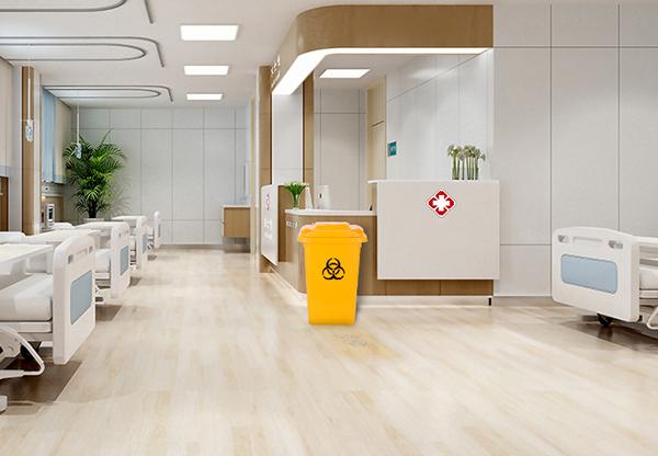 Tầm quan trọng của thùng rác y tế trong bệnh viện