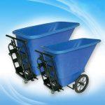 Tiêu chí chọn mua xe thu gom rác bằng nhựa