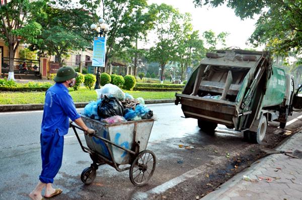Quy trình xử lý và thu gom rác thải phổ biến