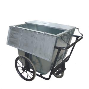 Ưu điểm nổi bật của xe thu gom rác có nắp