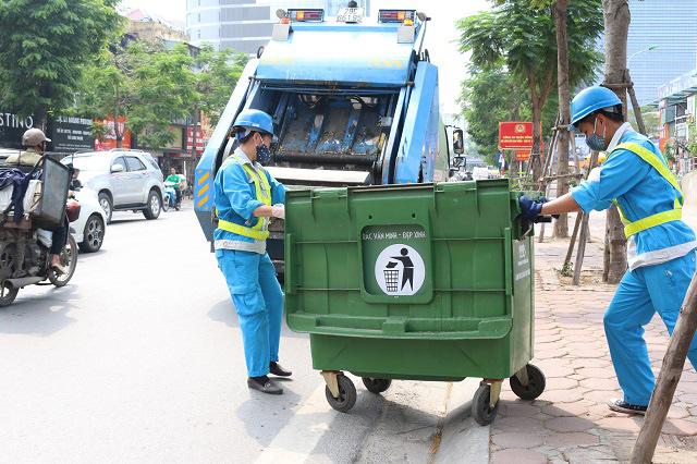 Lợi ích của xe thu gom rác đem lại