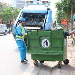 Vai trò của xe thu gom rác đẩy tay