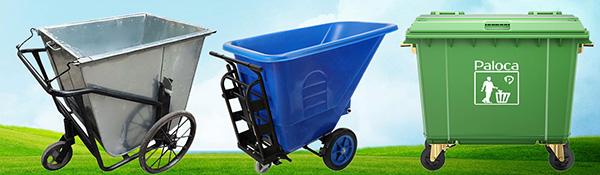 Vì sao nên mua xe thu gom rác tại Hành Tinh Xanh?