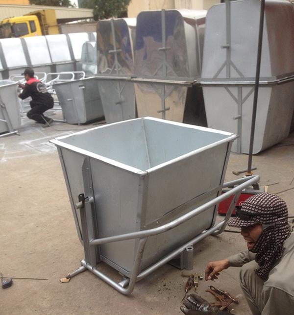 Địa chỉ sửa chữa xe thu gom rác uy tín