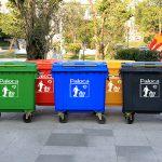 Đặc điểm nổi bật của xe thu gom rác bằng nhựa