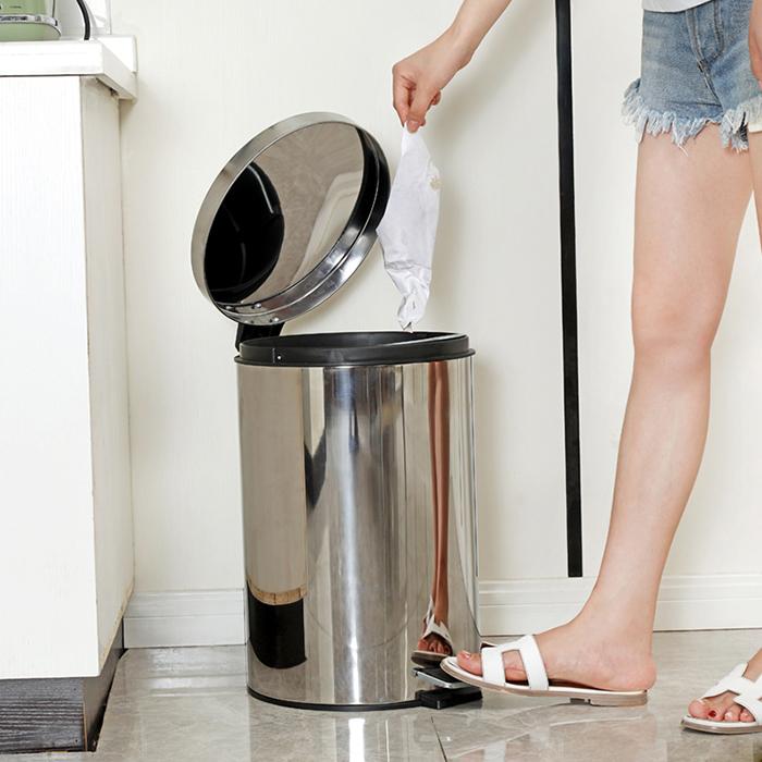 Bí quyết giữ thùng rác inox không bị gỉ trong thời gian dài