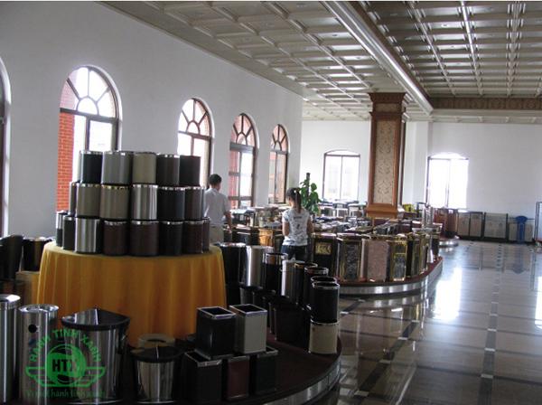 Công ty bán thùng rác inox ở Hà Nội uy tín, chất lượng
