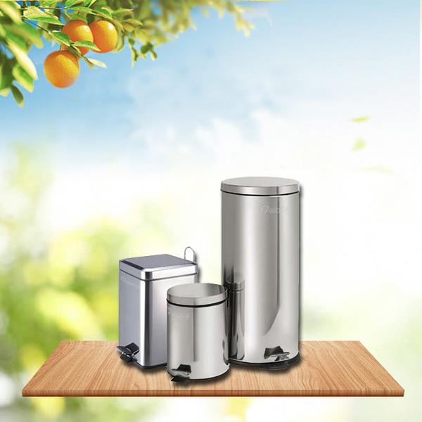 Chọn mua thùng rác inox trong nhà cần quan tâm đến những gì?