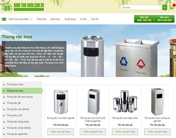 Tìm đơn vị bán thùng rác inox uy tín như thế nào?