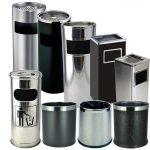 Thùng rác inox nhập khẩu có gì khác so với thùng rác inox trong nước
