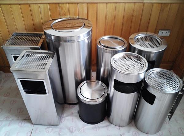 Cung cấp Thùng rác inox Paloca - NGON - BỔ - RẺ