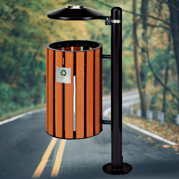 Những không gian nào nên đặt thùng rác gỗ?