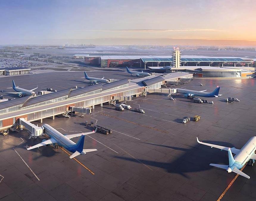 Cần chú ý điều gì khi mua thùng rác cho sân bay?