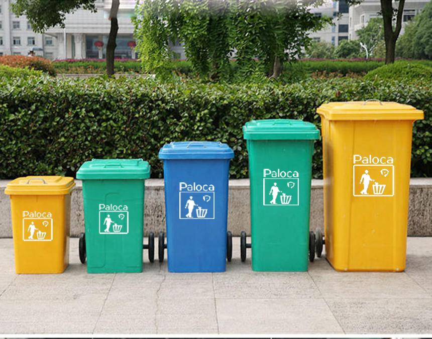 Khu công nghiệp nên chọn những mẫu thùng rác nào?