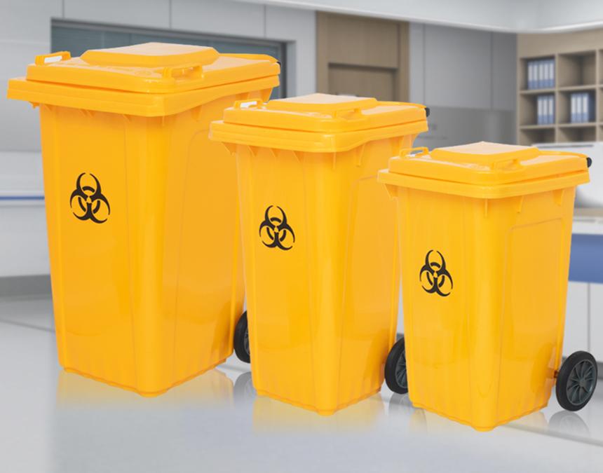 Sử dụng thùng rác y tế cần lưu ý điều gì?