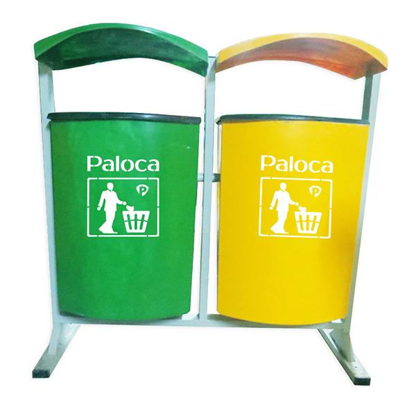 Top 4 mẫu thùng rác đôi được yêu thích nhất