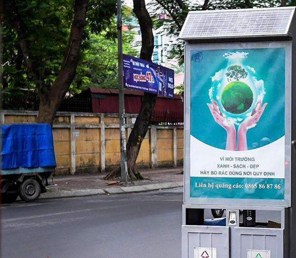Hướng dẫn đặt thùng rác quảng cáo sao cho hiệu quả