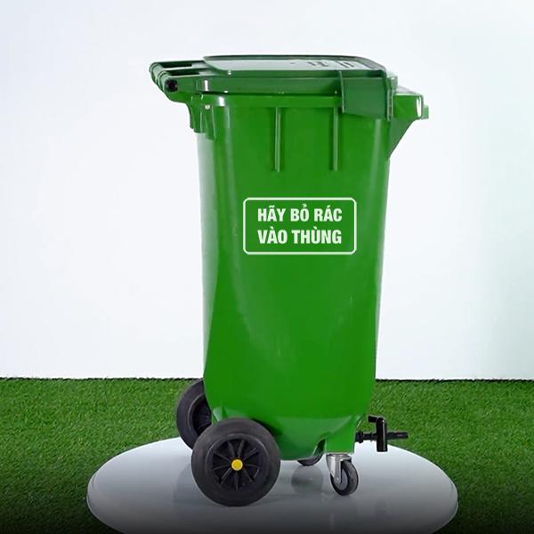 Vai trò của thùng rác hữu cơ